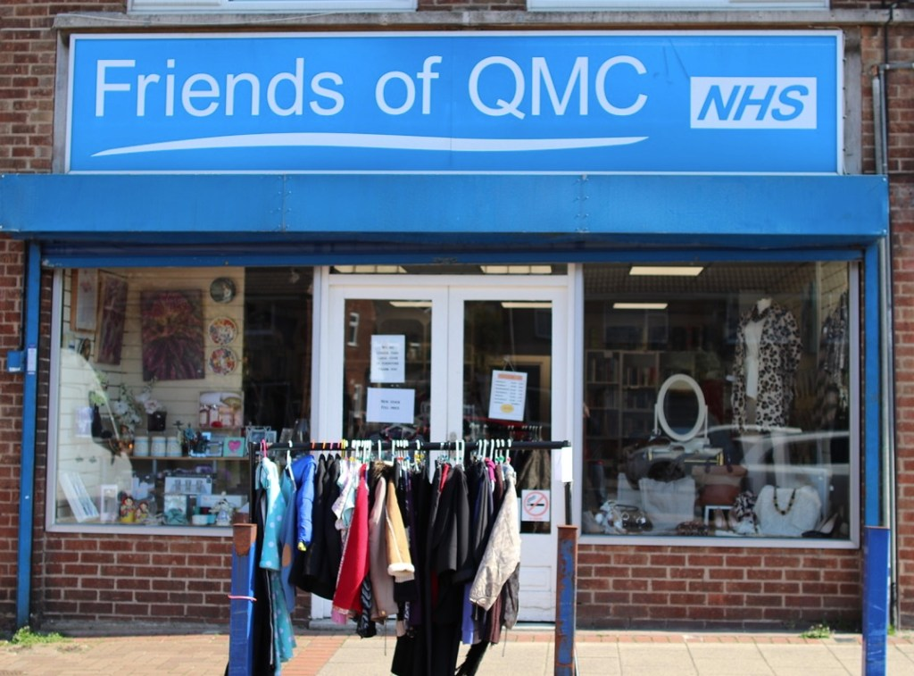 Friends of QMC Keyworth