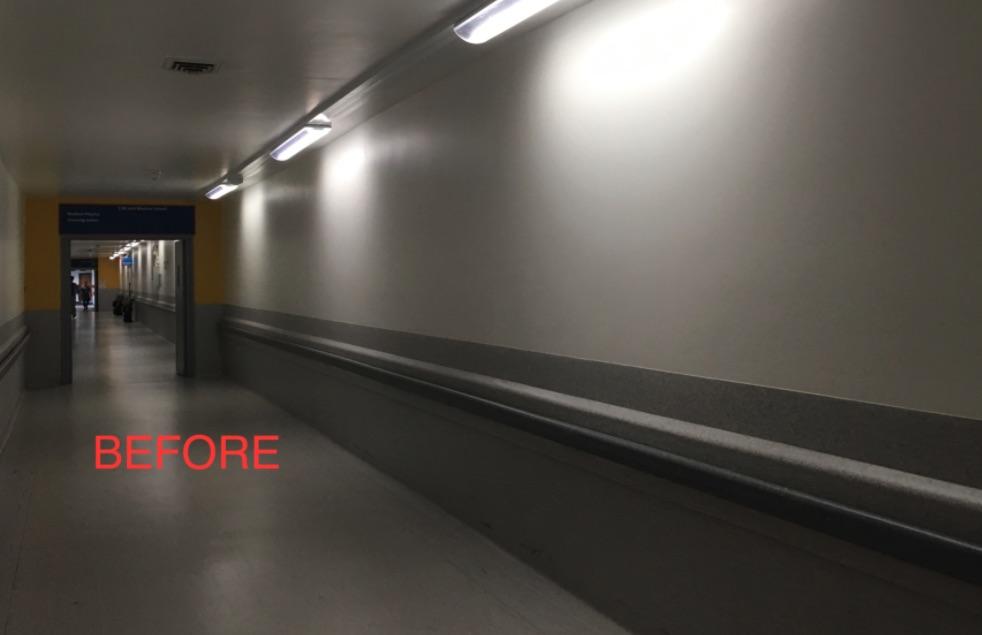 A Floor Corridor