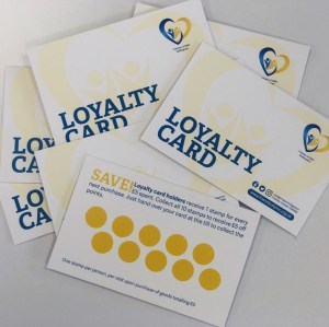 Friends of QMC Loyalty Cards