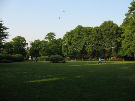 Spring and Summer Friends of St Pauls Rec Brentford 6