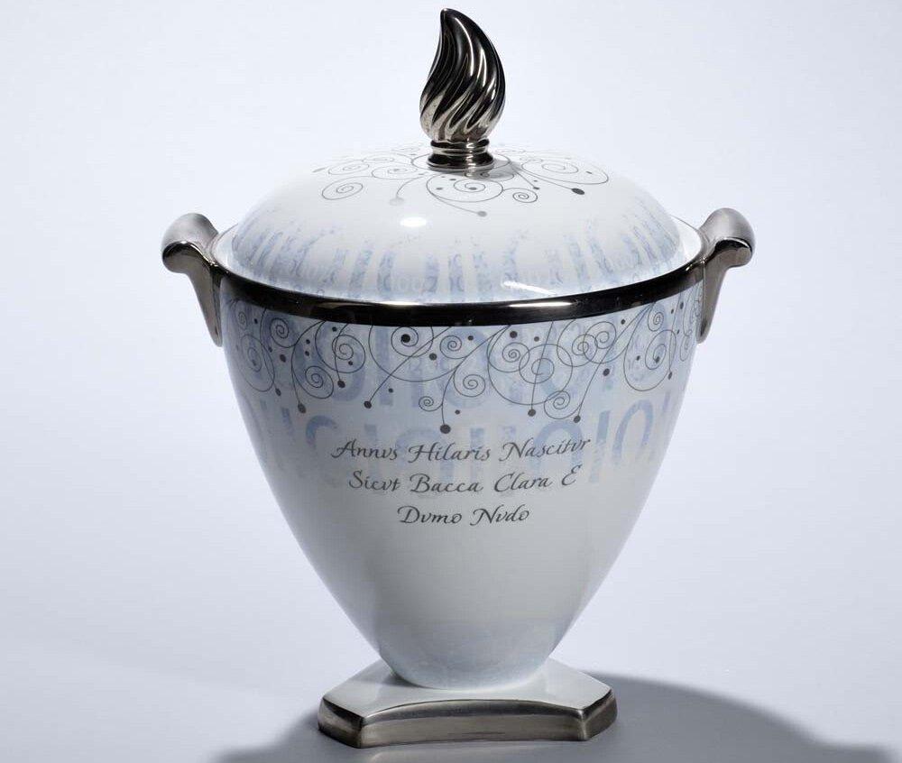 Brentford May Fayre Original Wedgewood Vase
