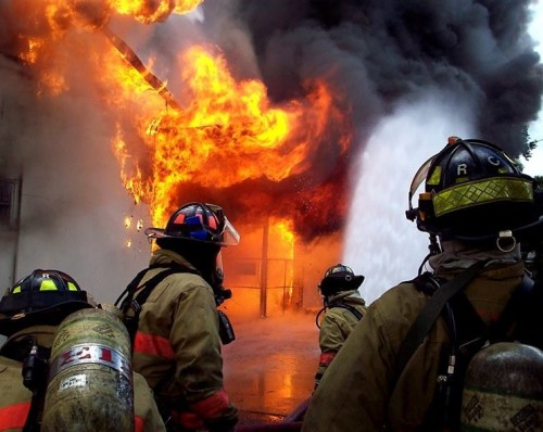 Firefighting Tactics & Strategies  - ATPC 1810 CANCELLED