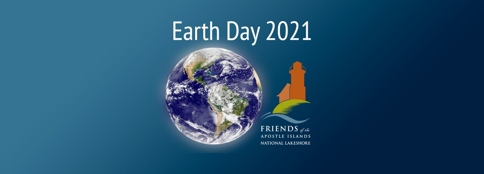 Earth Day 2021 banner