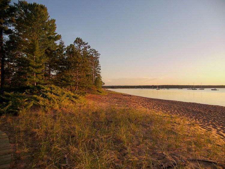 Sunrise at Julian Bay