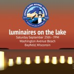 Luminaires on the Lake