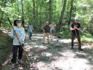Trail Maintenance - Check here for how to sign up! @ Milton   Massachusetts   United States