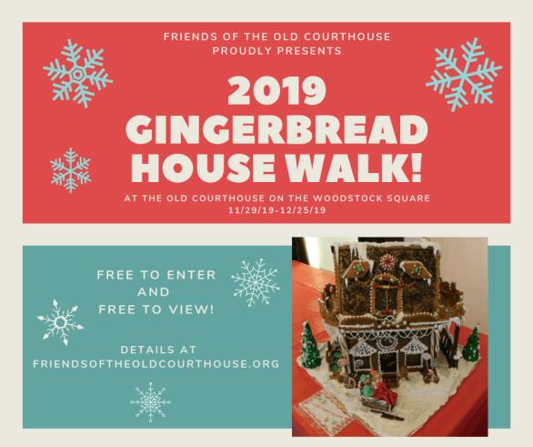 2019 Gingerbread fb post