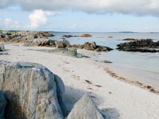 evening on the beach, Tiree