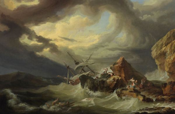 Friends Of Tasmanian Museum And Art - Tempest