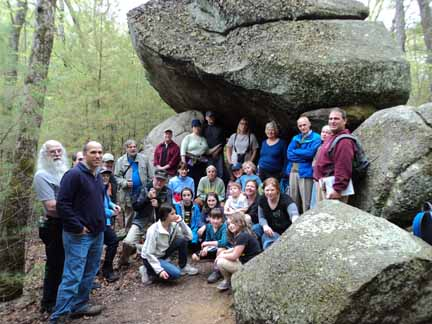 Whistling Cave Group Photo