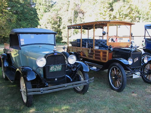 CCC Day Antique Cars