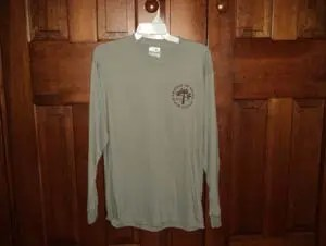 Friends of Upton State Forest long sleeve t-shirt