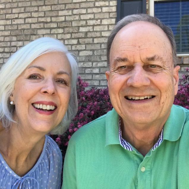 Kay and Rob Landry VPG
