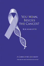 Cover of the book You mean besides the cancer?