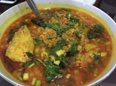 The super yum Ikan Bumbu Kuniing