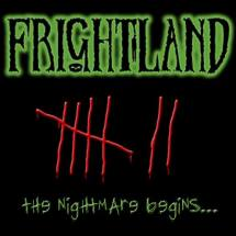 Frightland Haunted Attractions opens for the 2015 season on September 25, 2015.