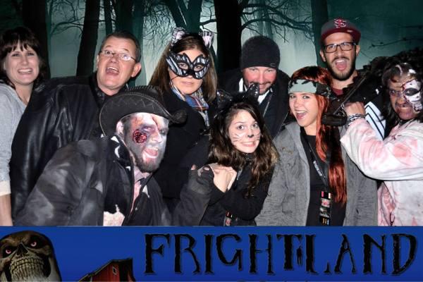 Frightland Season Tickets & Season Pass.