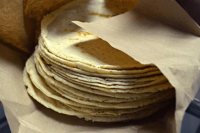 Tortillas, uma tex-mex bastante conhecida!