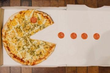 qual pizza representa sua vida amorosa