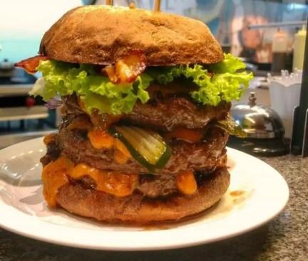 el bravo hamburgueria