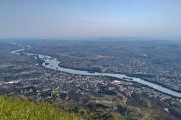 rio doce de governador valadares para representar o delivery em governador valadares