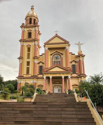 igreja de tapejara para representar o delivery em tapejara rs