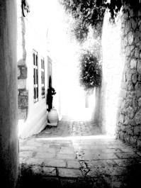 Move towards the light