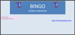 Bingos Sociales
