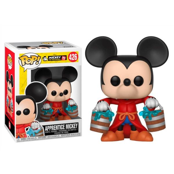 Funko POP! Disney Mickey's 90th Apprentice Mickey