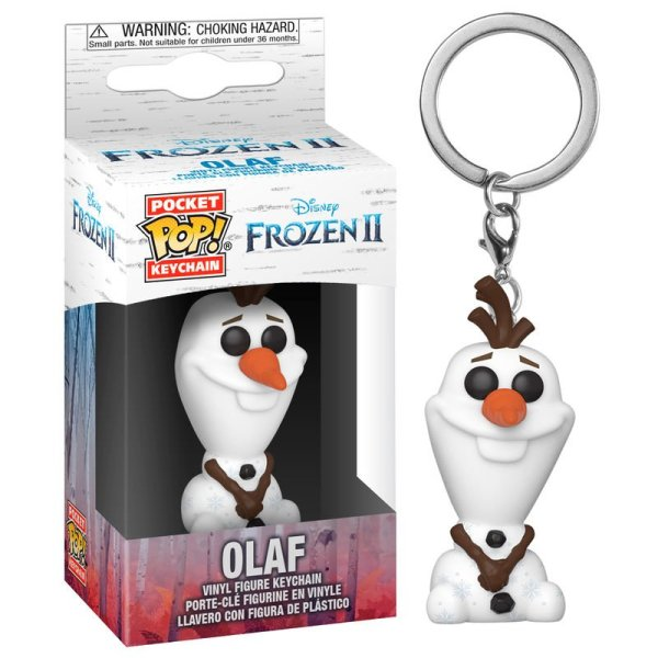 Llavero Pocket POP Disney Frozen 2 Olaf