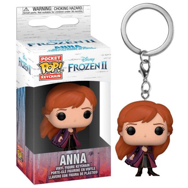 Llavero Pocket POP Disney Frozen 2 Anna