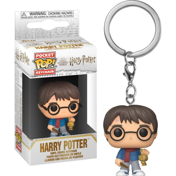 Llavero Pocket Harry Potter Holiday Harry