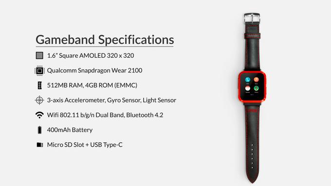 Gameband-especificaciones-smartwatch-enfocado-en-juegos-retro-frikigamers.com
