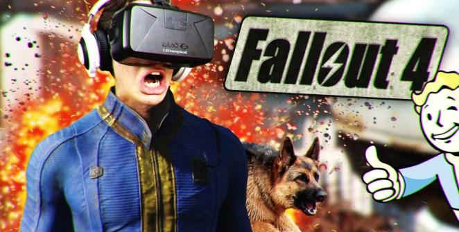 HTC quiere llevar a Fallout 4 a la Realidad Virtual con HTC Vive-frikigamers.com