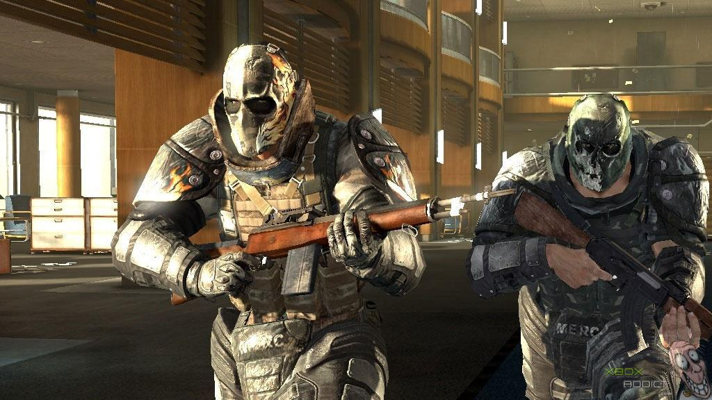Army of Two llega a la retrocompatibilidad de Xbox One