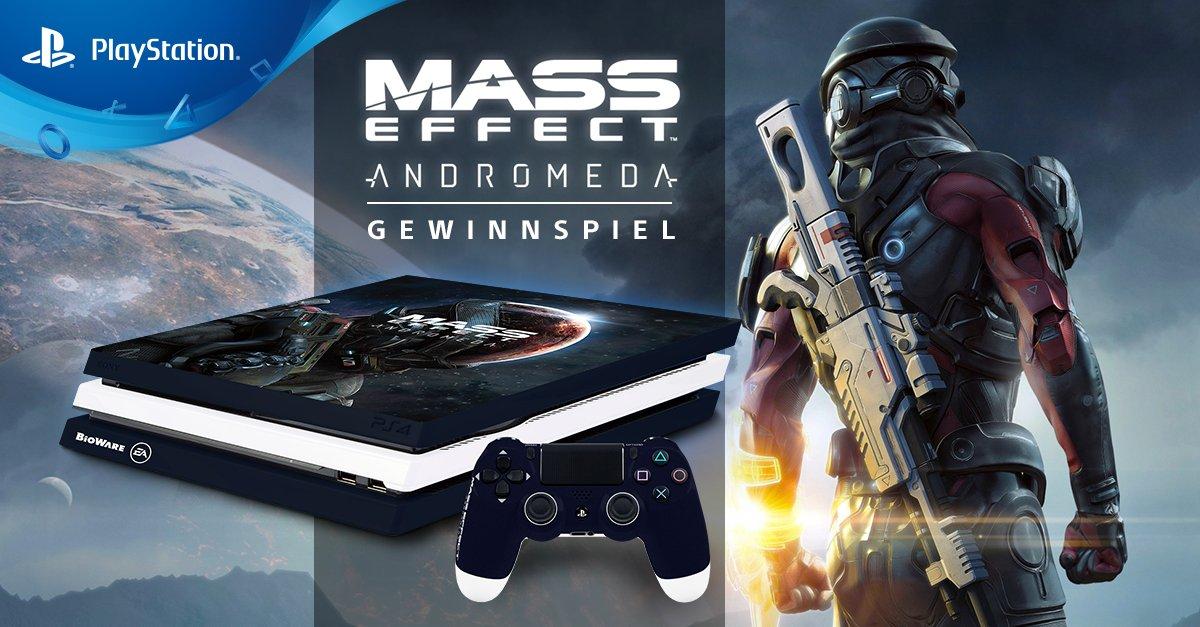 Revelan una edición Limitada de Mass Effect: Andromeda para PS4 Pro