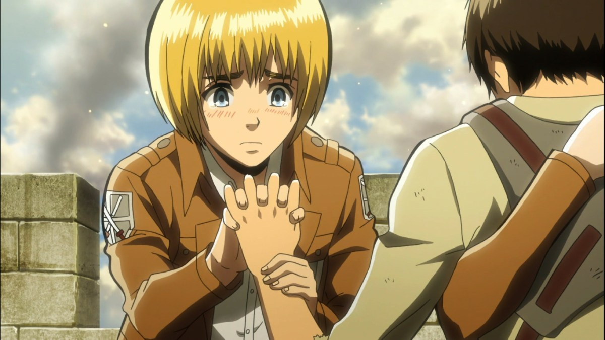 ATTACK ON TITAN – SEGUNDA TEMPORADA – CAPITULO 8