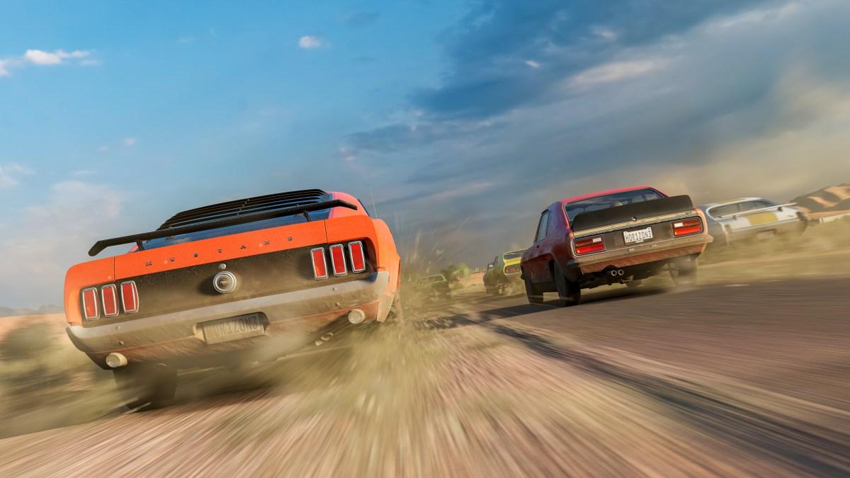 Descarga la nueva actualización para Forza Horizon 3 en PC