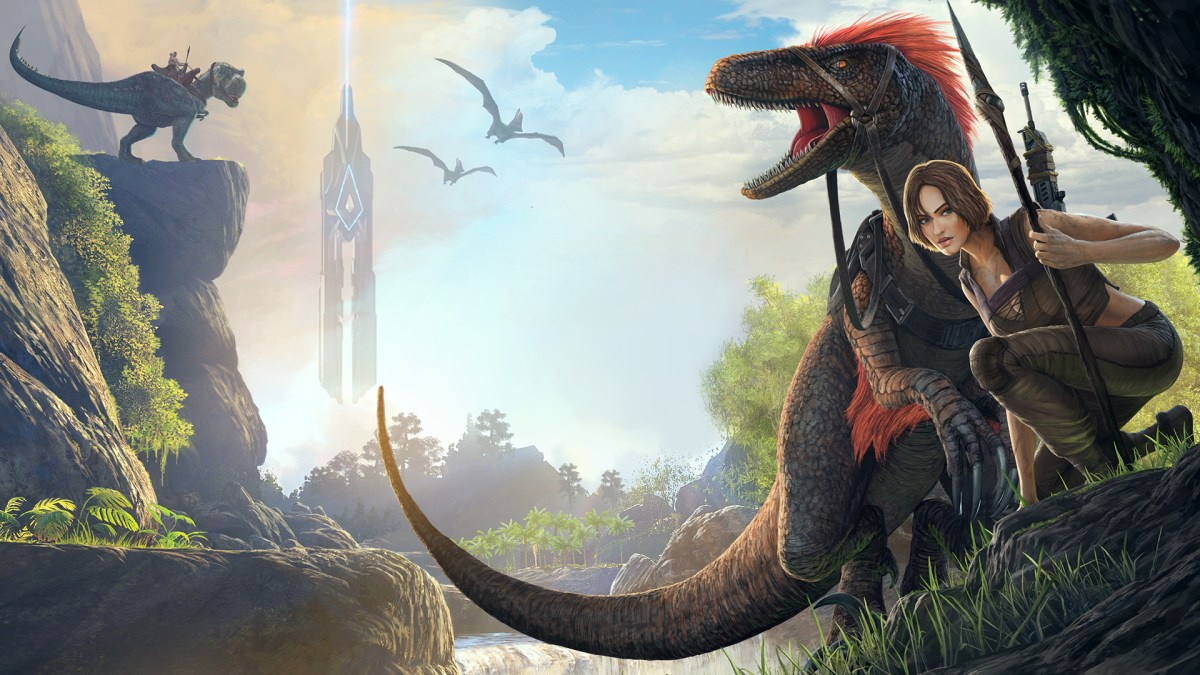 Sony no quiso cross-play para ARK: Survival Evolved