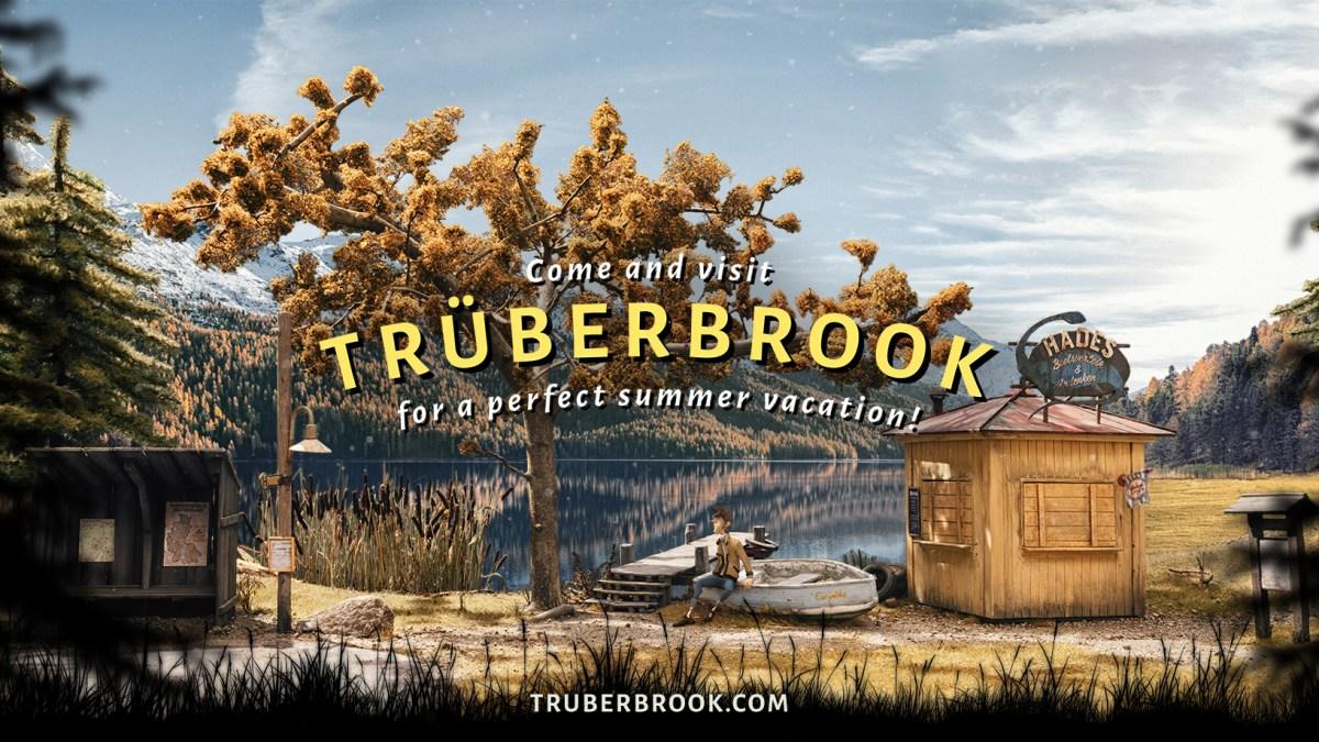 El juego Trüberbrook ha logrado financiarse en Kickstarter