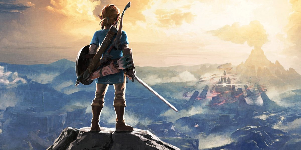 The Legend of Zelda: Breath of the Wild recibe nuevo parche