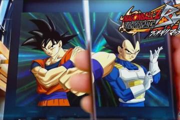 Dragon Ball Z- Bucchigiri Match