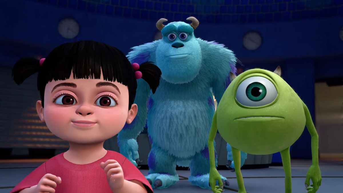Monsters Inc. World llegará al mundo de Kingdom Hearts III