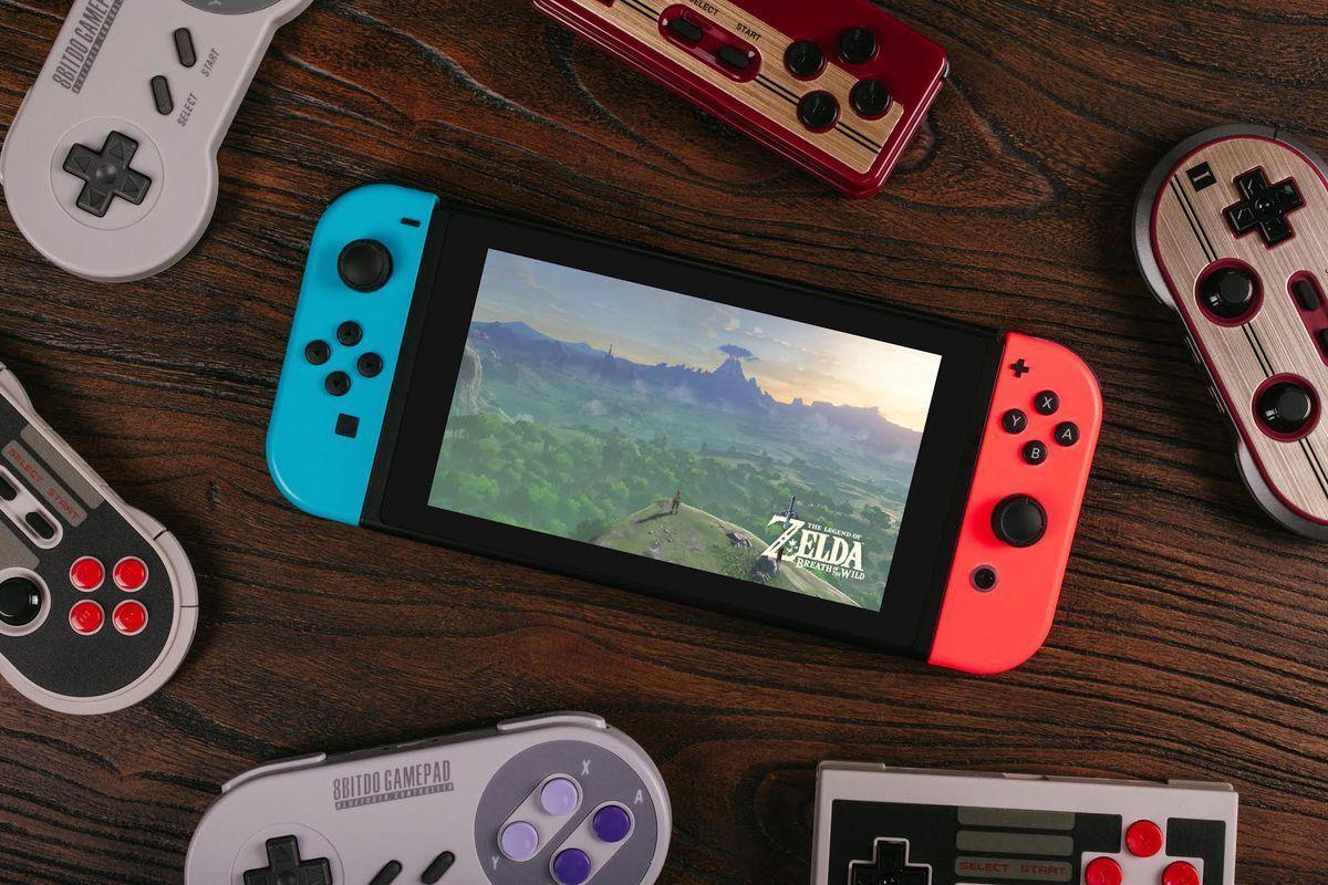 El último firmware de Nintendo Switch deshabilita algunos mandos no oficiales
