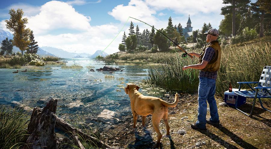 Far Cry 5: El segundo lanzamiento más exitoso de Ubisoft
