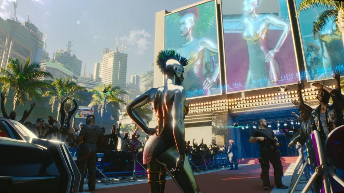 Cyberpunk 2077: Podremos ver desnudos integrales