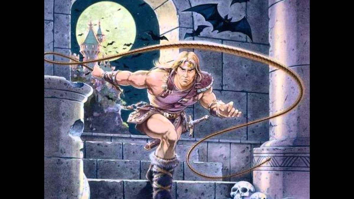 Super Smash Bros. Ultimate podría contar con personajes de Castlevania