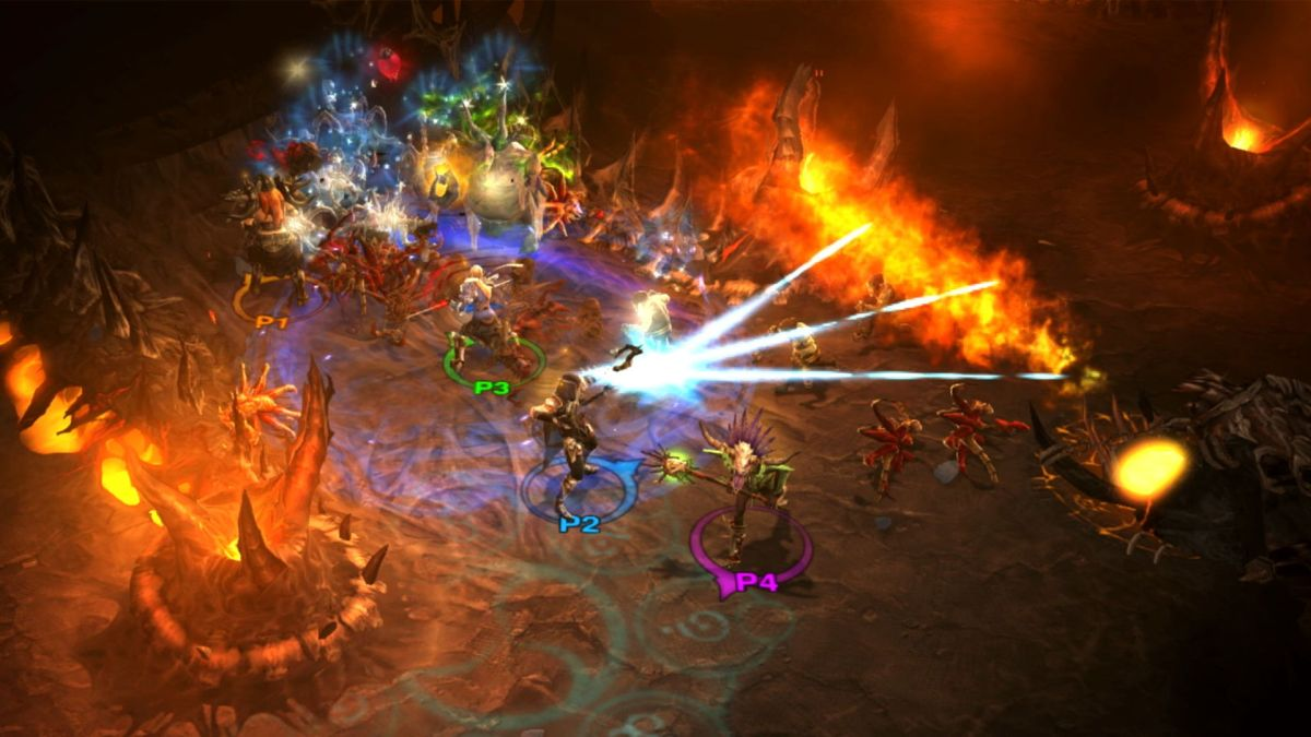Conoce la resolución y FPS de Diablo 3 para Nintendo Switch