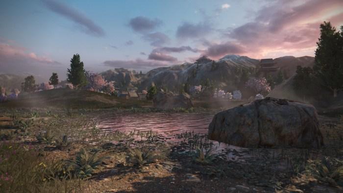 World of Tanks Mercenaries - Hidden Village (Map) 3