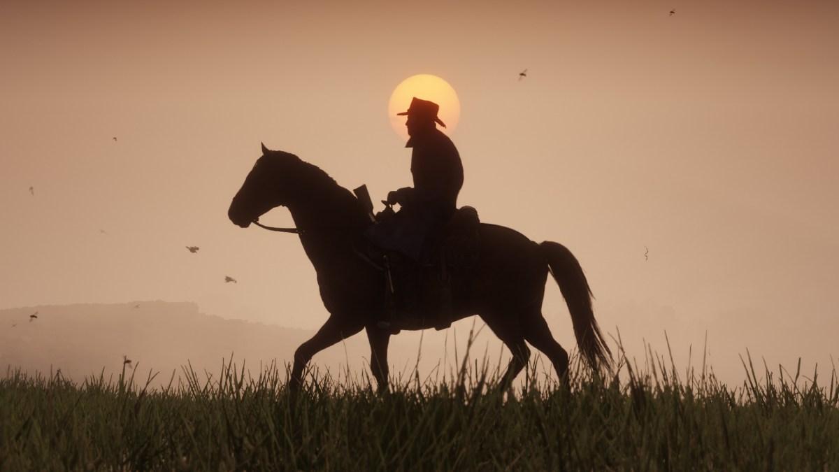 Los caballos de Red Dead Redemption 2 morirán de forma permanente
